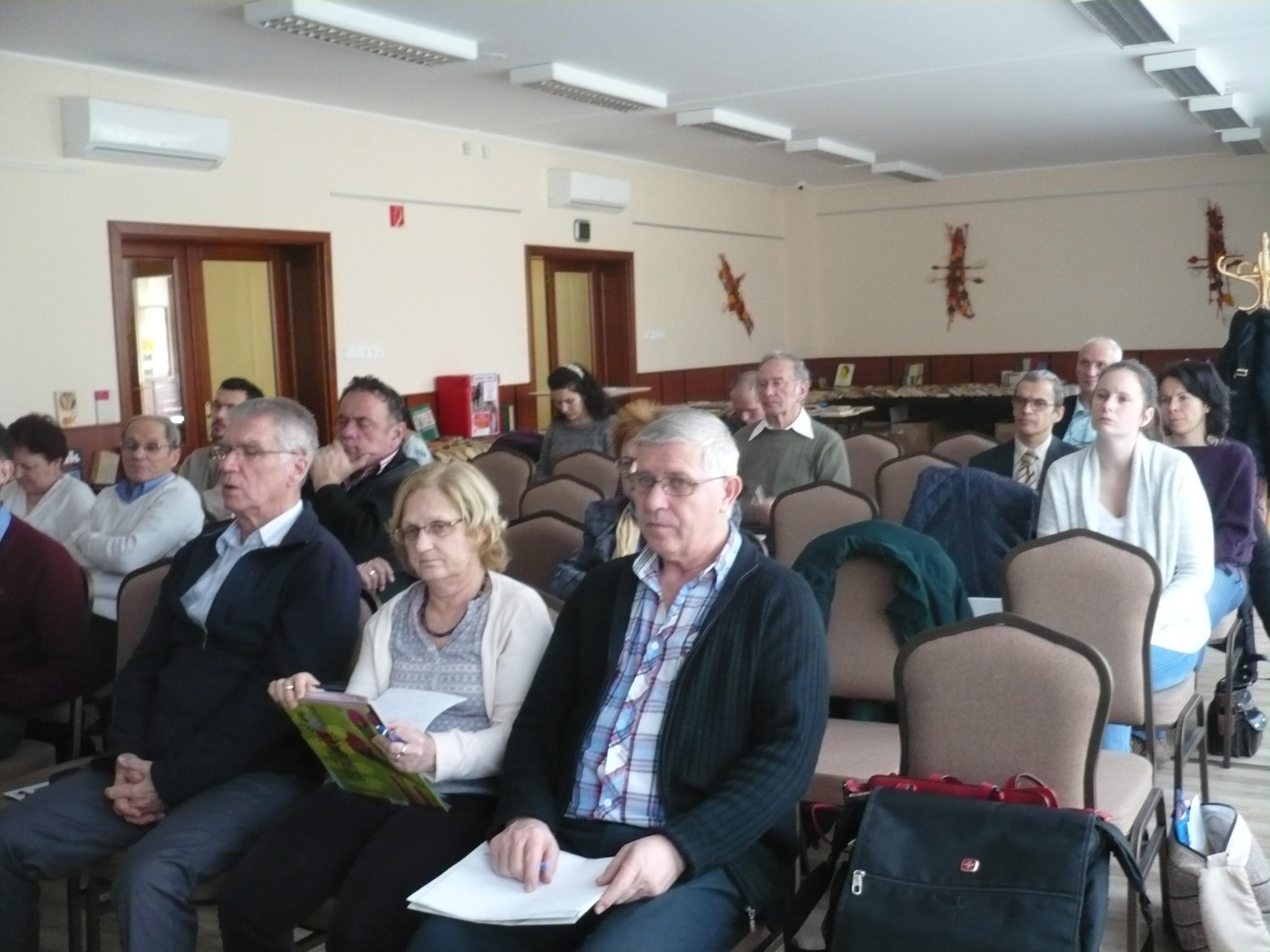Tájékoztató fórumot tartottunk Környén